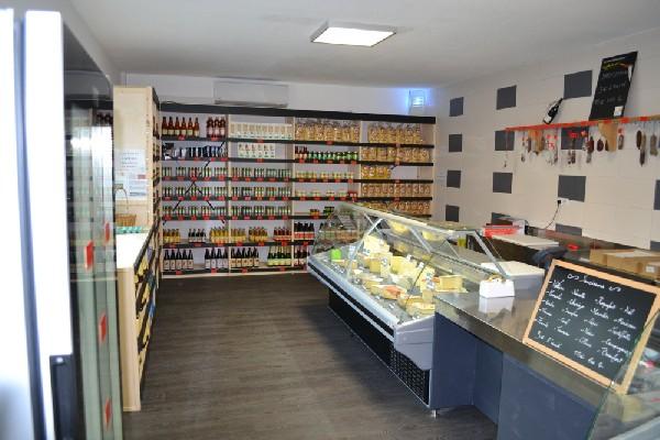 Côté fromages...